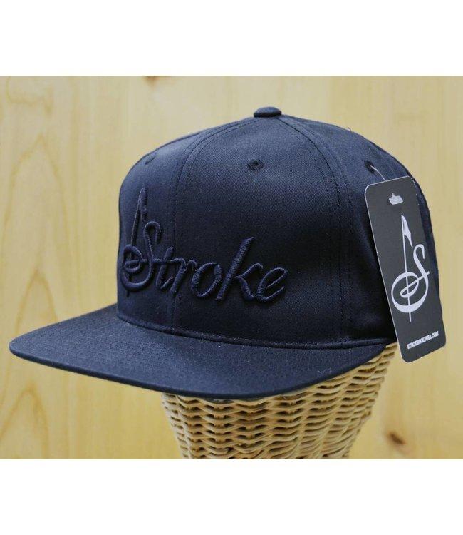 Flat Brim Golf Hat