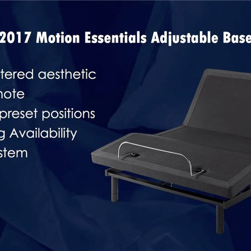 Serta Motion Essential III Adjustable Base
