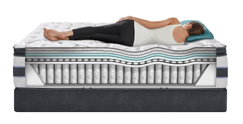 Serta HB500Q Super Pillowtop