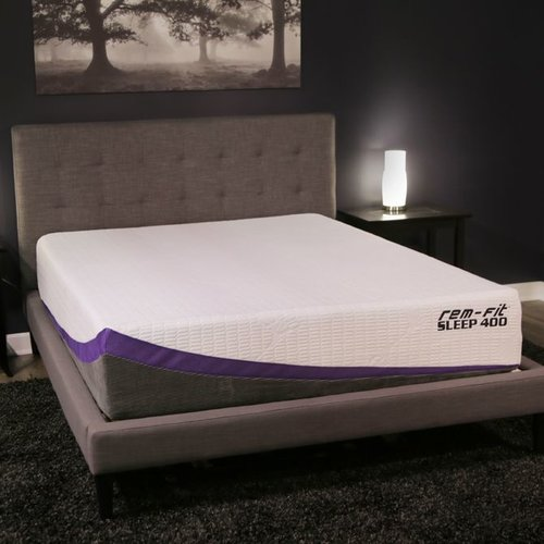 PROTECT-A-BED REM-FIT SLEEP 400 MATTRESS