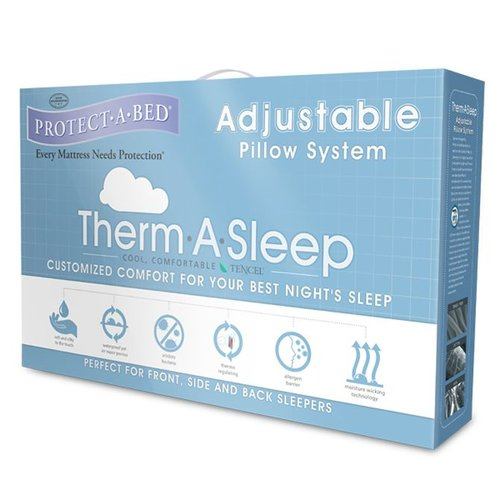PROTECT-A-BED THERM-A-SLEEP<br /> PILLOW
