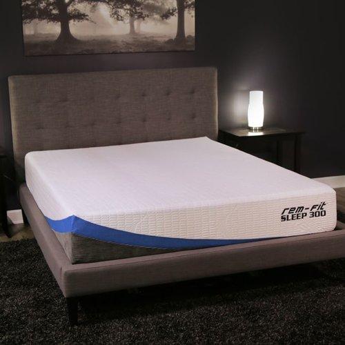 PROTECT-A-BED REM-FIT SLEEP 300 MATTRESS