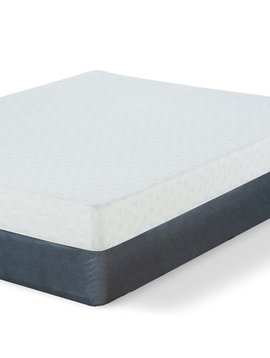 "Serta Shadowmoss 7"" Firm Gel Active Memory Foam"