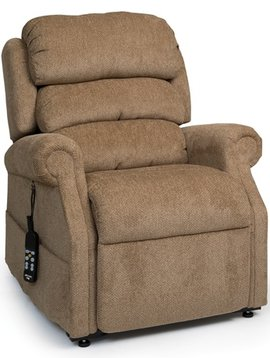 ultra comfort petite autolounger recliner with sleep position no lift feature