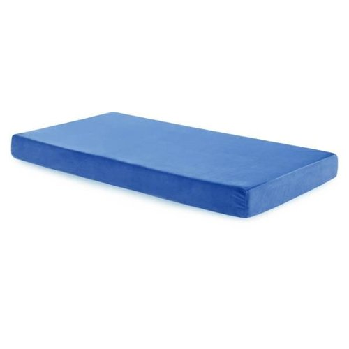 Malouf Brighton Bed Youth Gel Memory Foam TWIN-BLUE