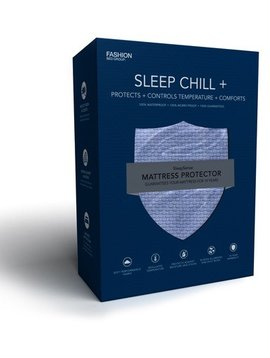 Legget & Platt Sleep Chill + Blue Crystal Gel Matt Protector - CK