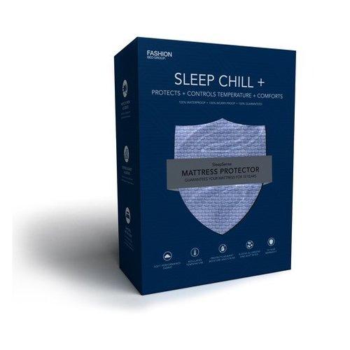 Legget & Platt Sleep Chill + Blue Crystal Gel Matt Protector - CK