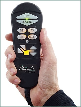 Ultra Comfort Stellar Comfort Collection UC550, LRG