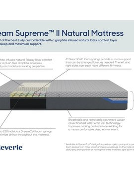 Reverie Dream Supreme II Natural