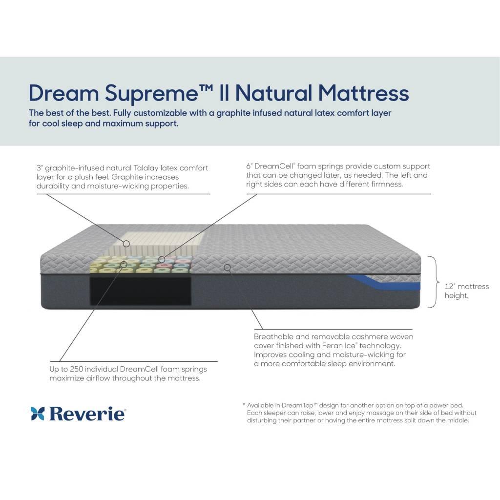 Reverie Dream Supreme II Natural