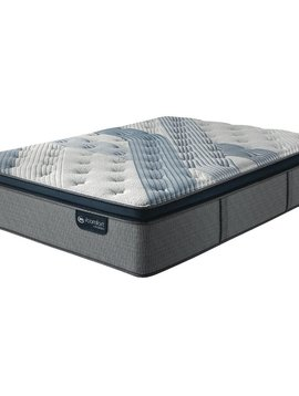 Serta Blue Fusion 1000 Plush Pillowtop