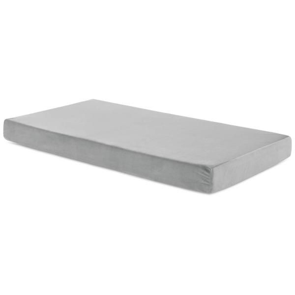 Malouf Brighton Bed Youth Gel Memory Foam FULL-GRAY
