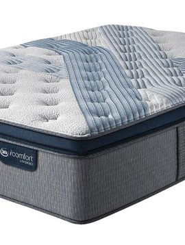 Serta Blue Fusion 4000 Plush Pillow Top