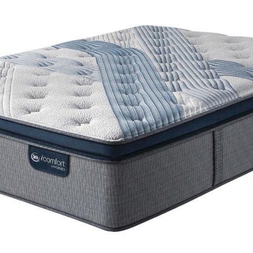 Serta Blue Fusion 4000 Plush Pillow Top