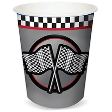 *Racing 9oz Hot/Cold Cups 8ct