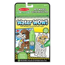 *Water Wow! Pet Mazes