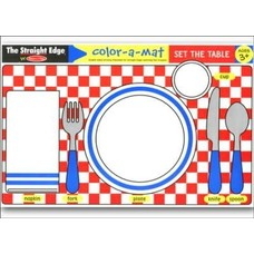 *Learning Mat Set the Table