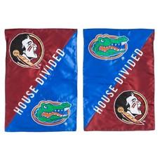 Florida & Florida State House Divided Garden Flag