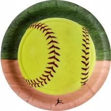 Softball 7in Plate