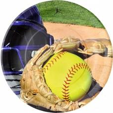 Softball 9in Plate