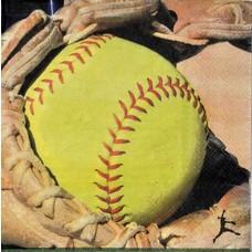 Softball Lunch Napkins