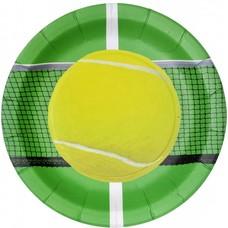 Tennis 9in Plate