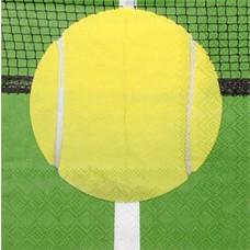 Tennis Lunch Napkin