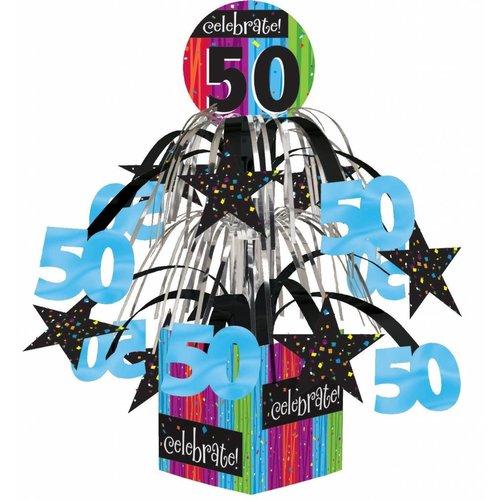 *Milestone 50 Centerpiece