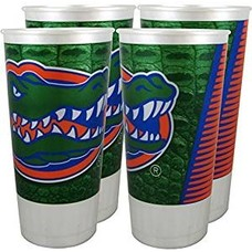 University of Florida Souvenir Cups 4ct.