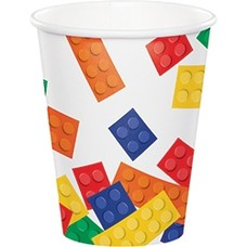 *Block Party 9oz Hot/Cold Cups
