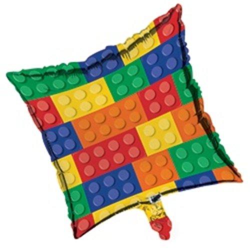*Block Party Mylar Balloon