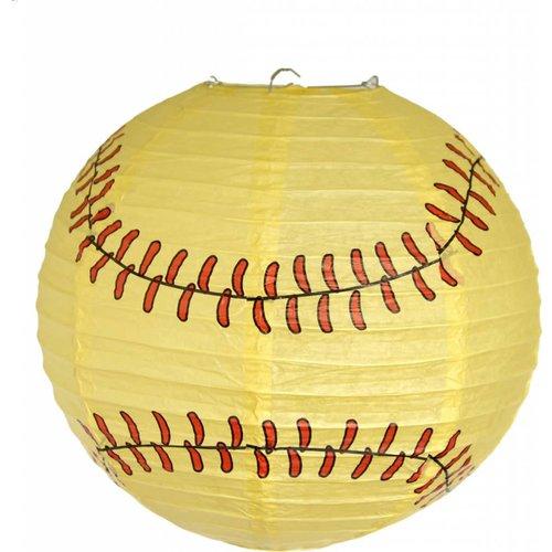 *Softball Party Lantern
