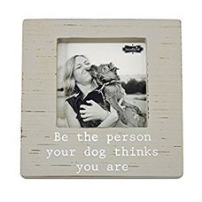 Be the Person Dog Frame