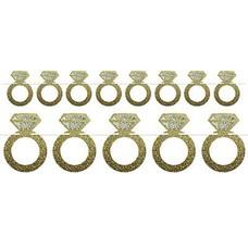 Diamond Ring Streamer