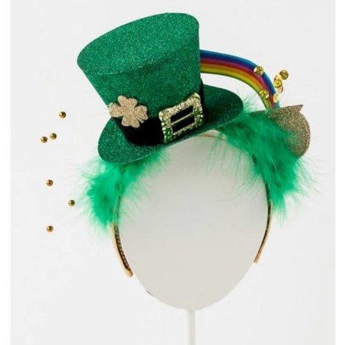 St. Patrick's Day Hat Headband