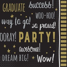 You Did It! Graduation Lunch Napkin