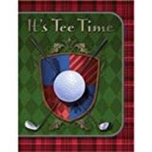 *Tee Time Golf Invitations