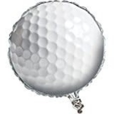 "*Golf Ball 18"" Mylar Balloon"