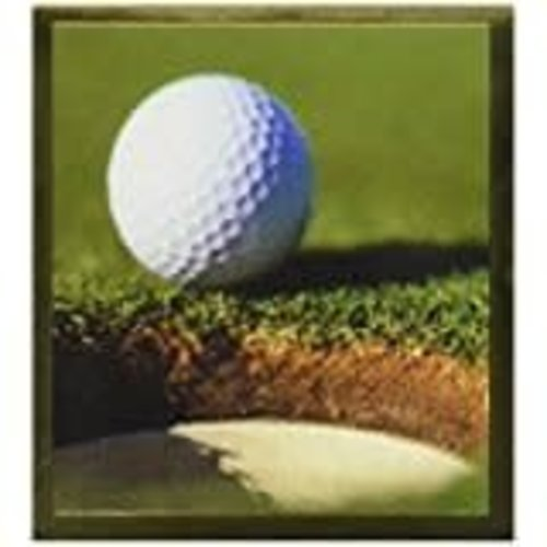 *Golf Ball Magnetic Bookmark