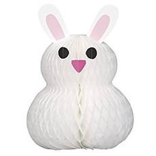 *Bunny Shape Honeycomb Decoration