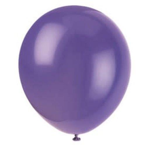 *Amethyst Purple 72ct Latex Balloons