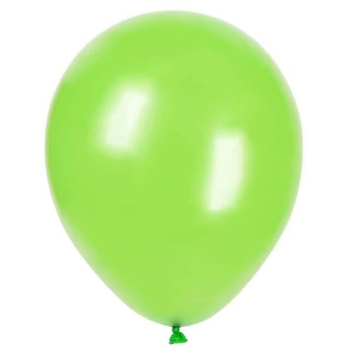 *Lime Green 72ct Latex Balloons