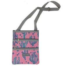 Cactus Cross Body Bag