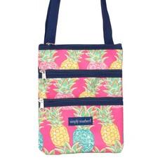 Pineapple Cross Body Bag