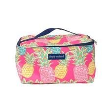 Pineapple Glam Bag