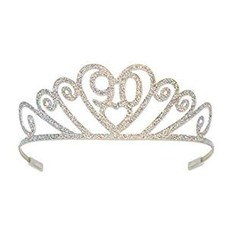 90 Glittered Tiara