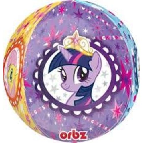 *My Little Pony Orbz Mylar Balloon