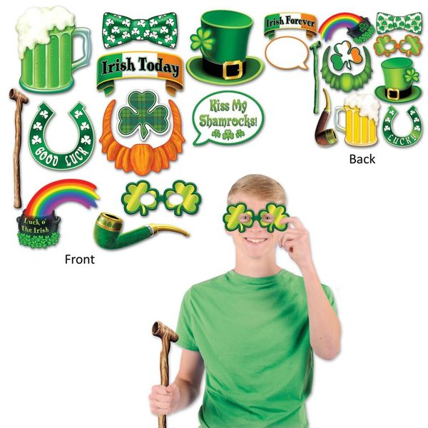 St. Patricks Day Photo Props