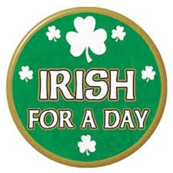 Irish for the Day Button