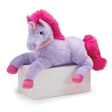 "Purple Unicorn 16"" Plush"
